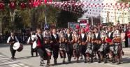 Malatya'da 29 Ekim Coşkuyla Kutlandı