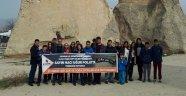 Malatya Ekstrem Dağcılık ve Doğa Sporları Kulübü Derneği'nin Kapadokya gezisi