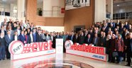 Malatya'da 135 STK'nın oluşturduğu 'Evet Platformu'ndan ortak çağrı