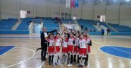 Malatya'da basketbolun küçük şampiyonları belli oldu