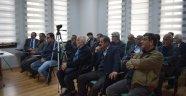 """Malatya'da """"Bir Şair Bir Yazar"""" buluşmaları"""