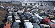Malatya'da hurdaya ayrılan araç sayısı bin 800