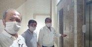 Malatya'da 'Mahalle Denetim Ekipleri' Covid-19 için görev başında