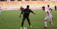 Malatyaspor: 0 - Gençlerbirliği: 0 (İlk yarı)