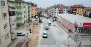 Mevlüt Aslanoğlu Caddesi yenileniyor