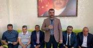 MHP'li Avşar dernek başkanlarıyla istişare yaptı