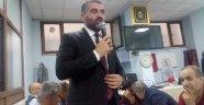 MHP'li Avşar, İstanbul'da seçim çalışmalarını sürdürüyor