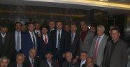 Muhtarlardan Bakan Tüfenkci'ye 'Hayırlı Olsun' Ziyar