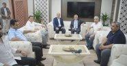 MÜSİAD'tan Malatya Emniyete 'hayırlı olsun' ziyareti