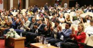 NEVÜ'de Elazığ Devlet klasik Türk müziği korosu konser verdi