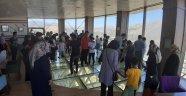 Öğrenciler Levent Vadisi'ni gezdi