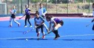 Okul Sporları Hokey Gençler Türkiye Şampiyonası başladı