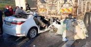 Osmaniye'de trafik kazası: 3 ölü 2 yaralı