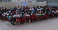 Pakistan'dan Suriyeli mağdurlara iftar