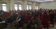 Sağlık personellerine psiko-sosyal destek eğitimi verildi