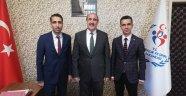 Salduz, Voleybol Hakemleri ve Gözlemcileri Federasyonu başkanlığına aday
