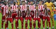 Sivasspor'da 4 futbolcu sarı kart sınırında