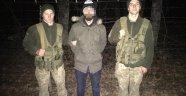 Slovakya'ya kaçmaya çalışan Türk vatandaşı Ukrayna'da yakalandı