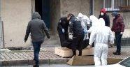 Sultangazi'de evinde ölen kadında korona virüs şüphesi