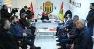 Tarım Platformu'ndan Evkur Yeni Malatyaspor'a destek ziyareti
