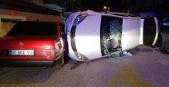 Tartıştığı şahısların üzerine otomobili sürdü: 2 yaralı