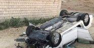 Tıra çarpan otomobil sürücüsü yaşamını yitirdi
