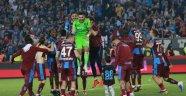 Trabzonspor, liderin ardından en iyi iç saha takımı oldu