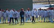 Trabzonspor Yeni Malatyaspor maçı hazırlıklarına başladı