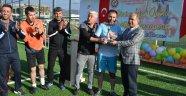 Turnuvanın şampiyonu Malatya Eğitim ve Araştırma Hastanesi oldu
