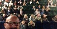 Ukrayna'da Türk yapımı film 'Mavi Bisiklet' gösterime girdi