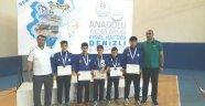 Vanlı badmintoncular Türkiye üçüncüsü oldu