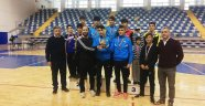 Vanlı masa tenisçiler Türkiye finallerine yükseldi