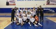Voleybol Bayanlar bölgesel Basketbol ligi başladı