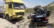 Yalova'da feci kaza: 3 ölü