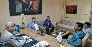 Yazıhan Milli Eğitim Müdürlüğü'ne Kılıç atandı