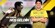 Yeni Malatyaspor Guilherme'yi açıkladı