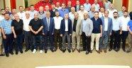 Yeşilyurt Belediyespor'da 2 yönetici istifa etti