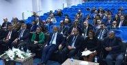 YÖK Kalite Kurulu Değerlendirme Takımı Üyeleri EBYÜ'de