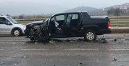 Zincirleme kaza: 4 yaralı