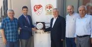 Zorunlu Antrenör Gelişim Semineri Malatya'da yapıldı