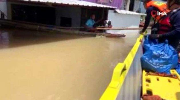Tayland'daki sel felaketinde toplam 32 kişi hayatını kaybetti
