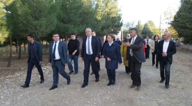 TOKİ Yazıhan'da konut yapacak