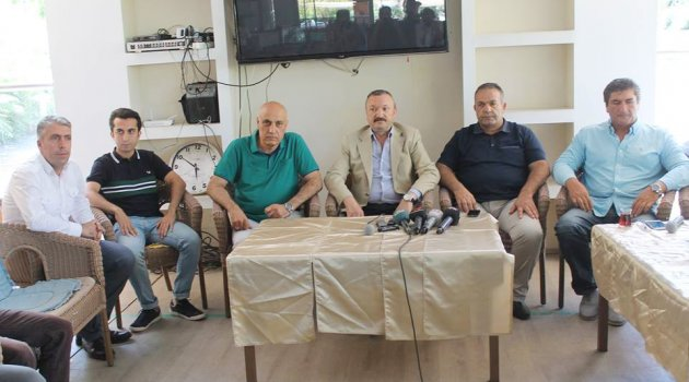 Tüfenkci'den Yeni Malatyaspor'a otobüs sözü