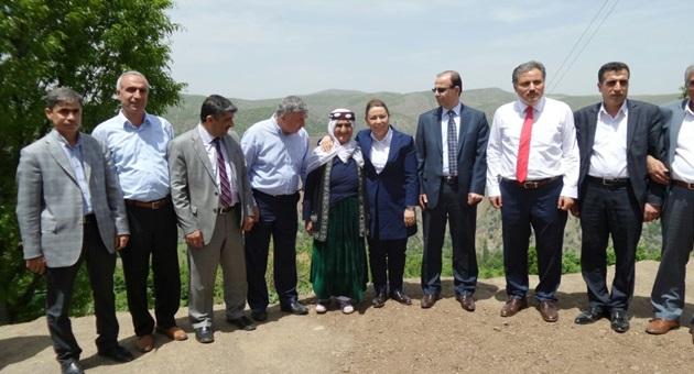 Çalık:Ülkeye barışı getiren partinin adı,AK Parti'dir