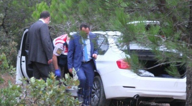 Üç kişi ormanlık alanda öldürülmüş halde bulundu