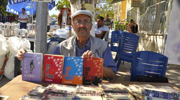 Ünlü halk ozanı 60'ıncı yılını kutluyor