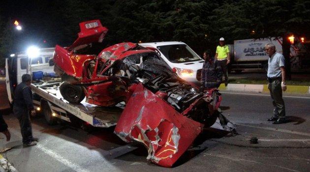 Ehliyetsiz ve alkollü sürücü faciası: 2 ölü 1 yaralı