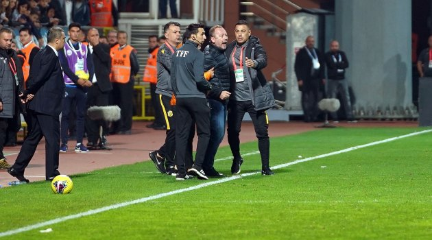 PFDK'dan Yalçın'a 4 maç ceza