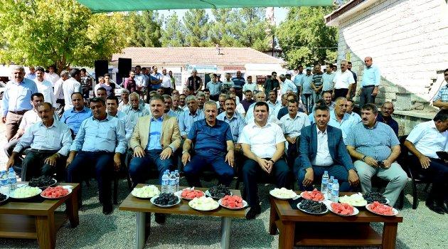 Yazıhan Kültür Merkezi'nin temeli atıldı