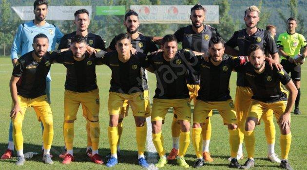 Malatyaspor maç kadrosunu UEFA'ya sundu